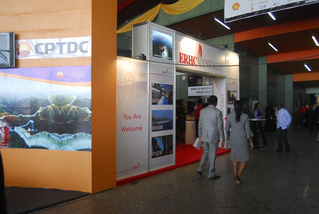 ERHC Energy Exhibition Booth 11