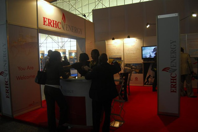 ERHC Energy Exhibition Booth 17