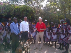 ERHC's Visit to Turkana County, Northern Kenya
