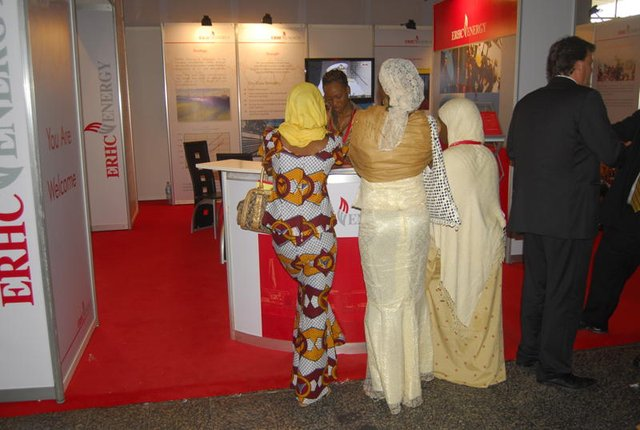 Exhibition Booths Kenya : Erhc energy exhibition booth photo