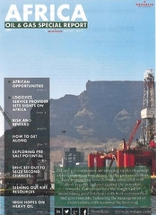 ERHC in Newsbase Africa Oil & Gas Special Report - July 2014
