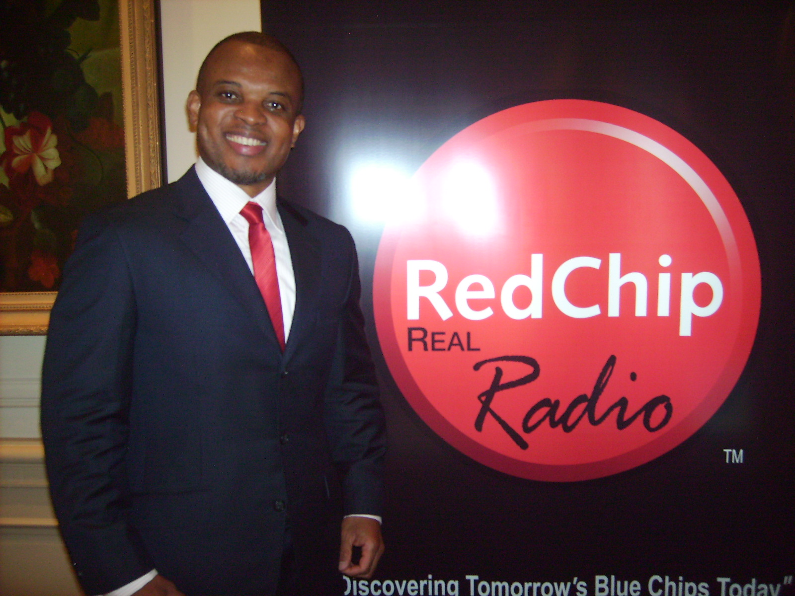 ERHC COO Peter Ntephe at the RedChip Small-Cap Investors Conference