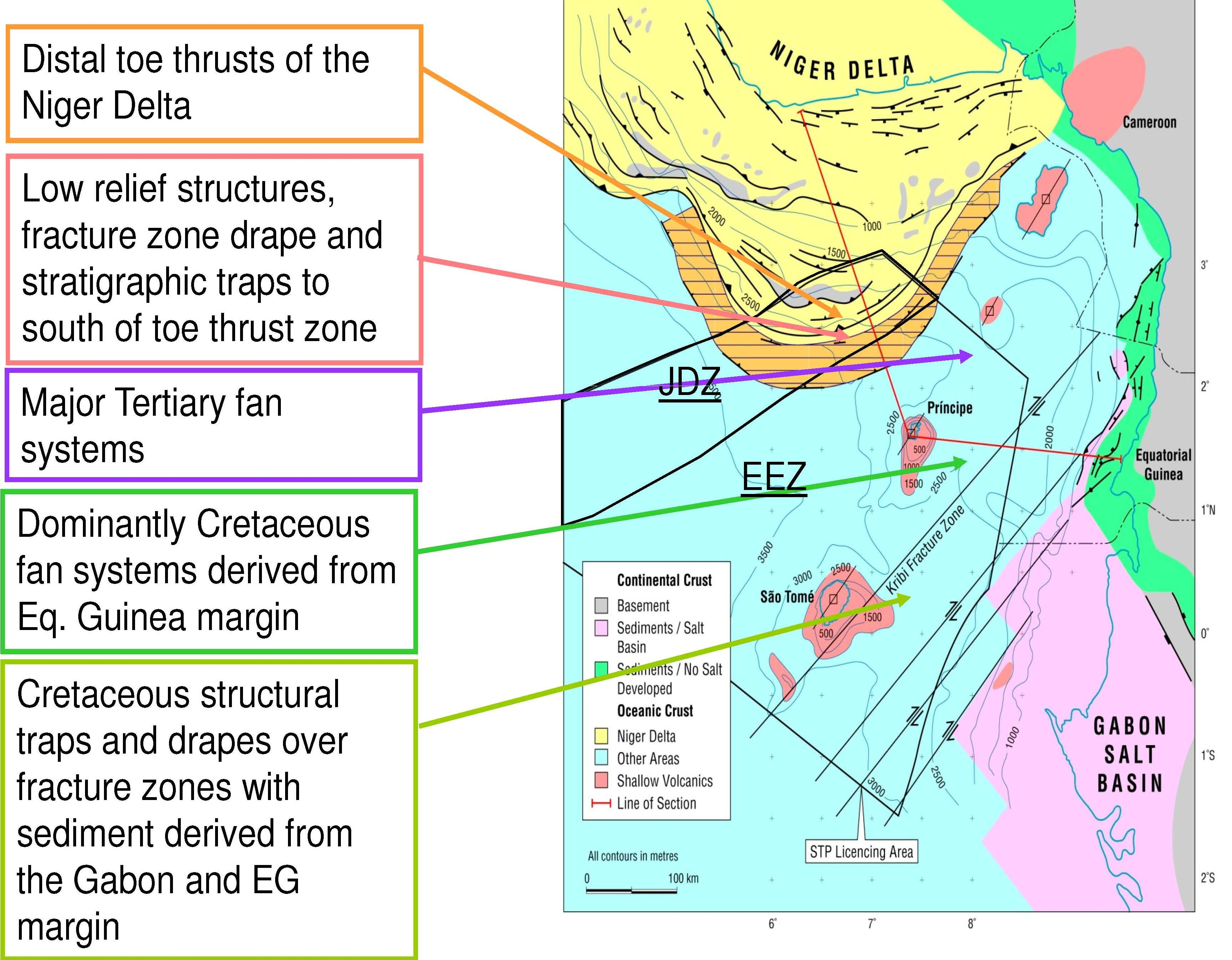 Sao Tome & Principe EEZ - Play Fairways