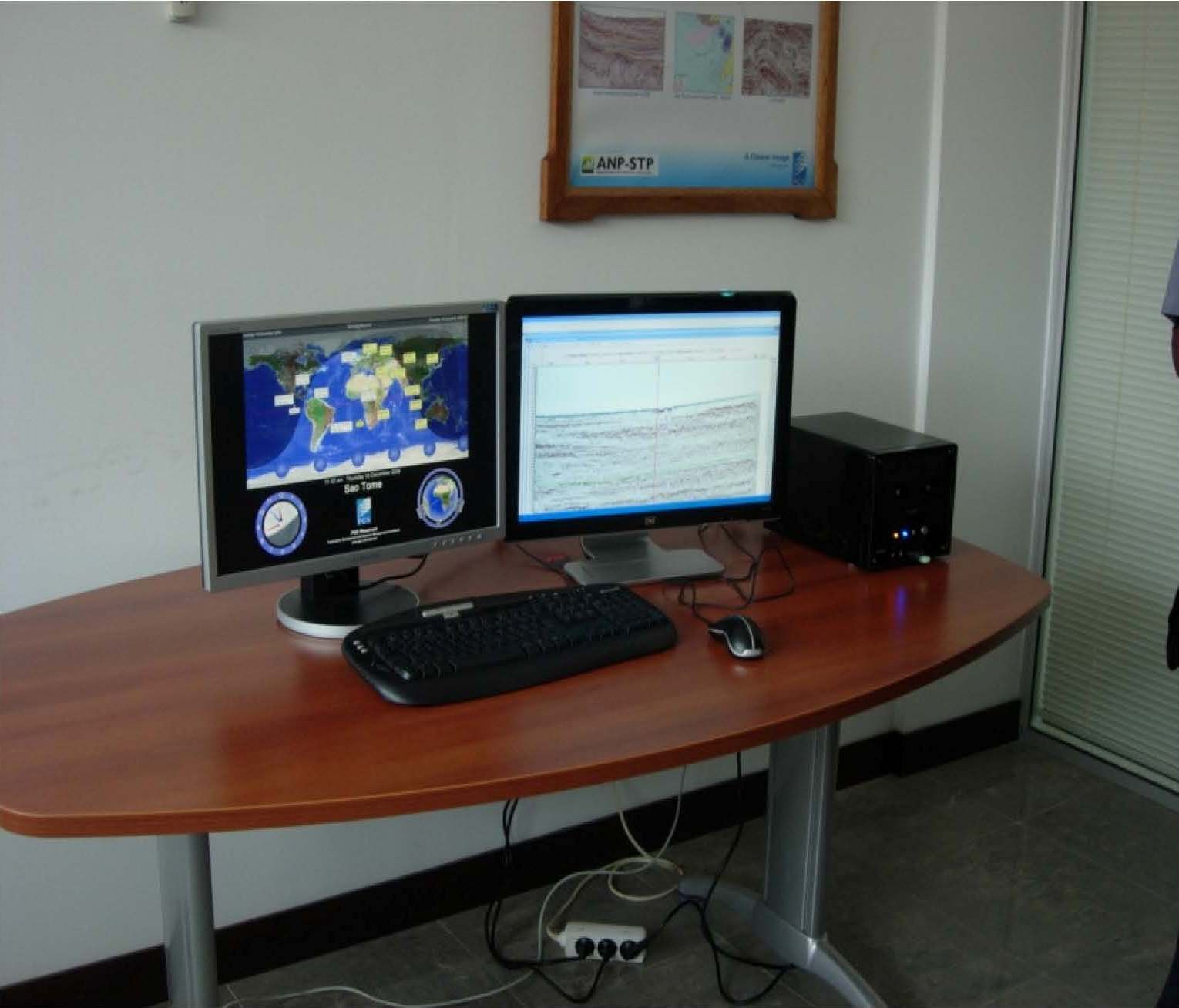 Sao Tome & Principe EEZ data room