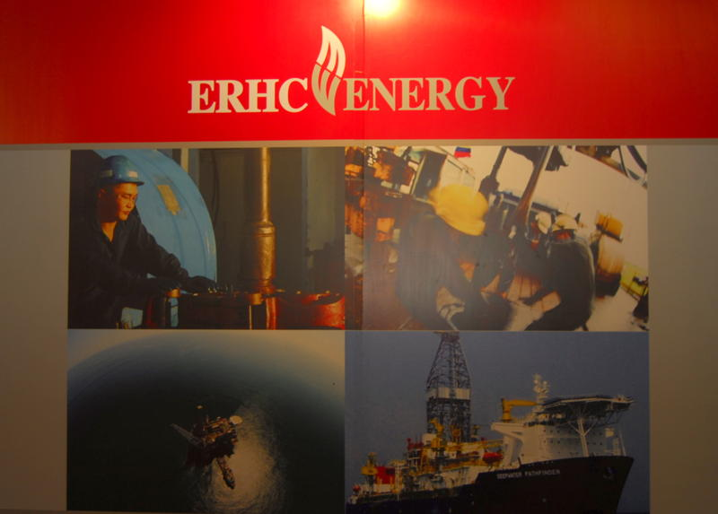 ERHC Energy Exhibition Booth 1