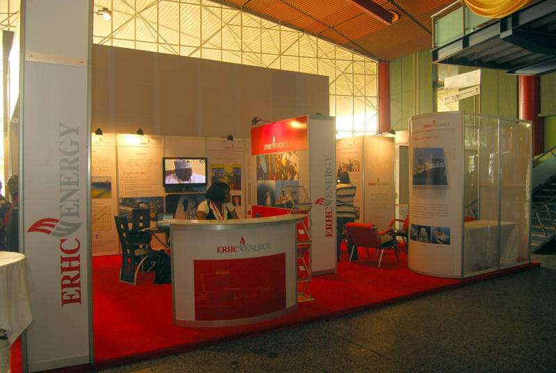 ERHC Energy Exhibition Booth 2