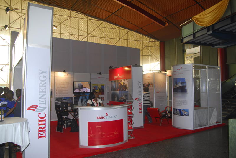 ERHC Energy Exhibition Booth 3