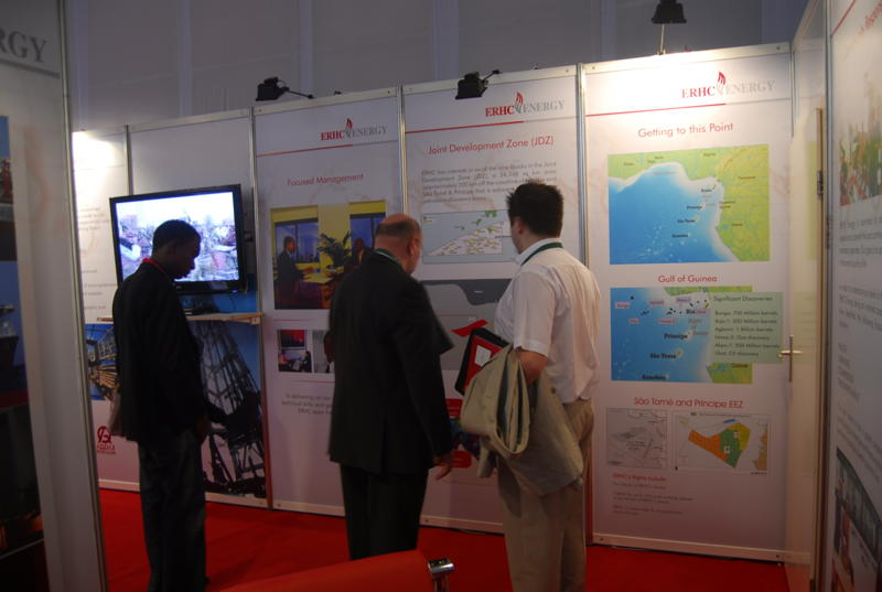 ERHC Energy Exhibition Booth 4