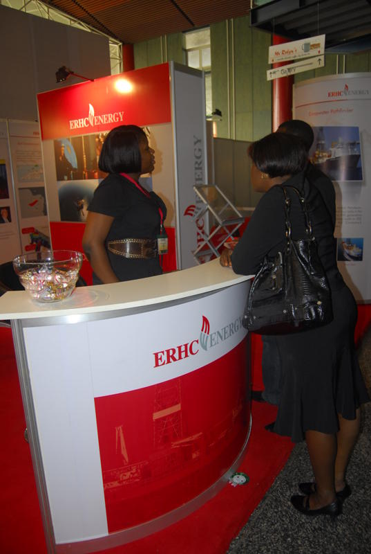 ERHC Energy Exhibition Booth 6