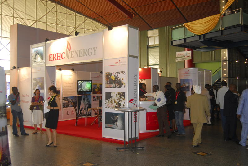 ERHC Energy Exhibition Booth 7