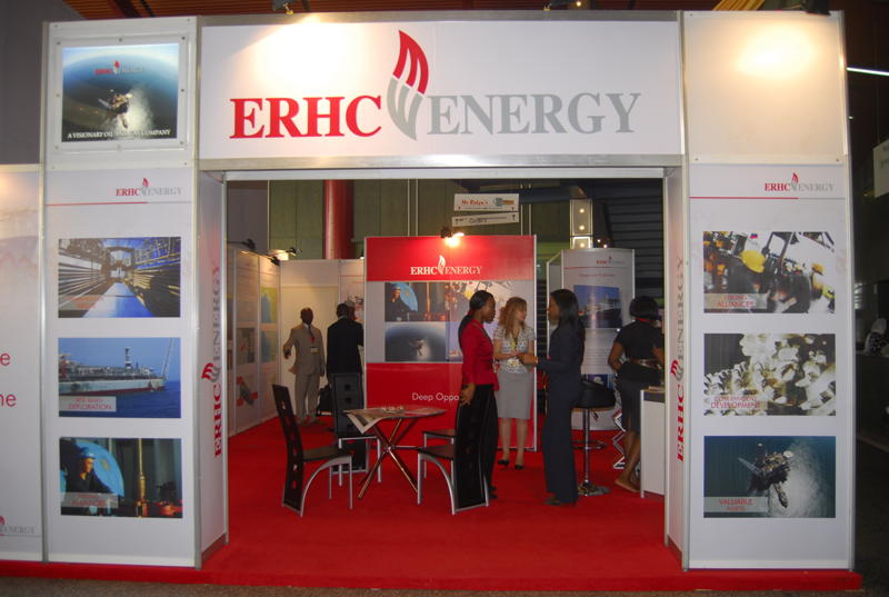ERHC Energy Exhibition Booth 8