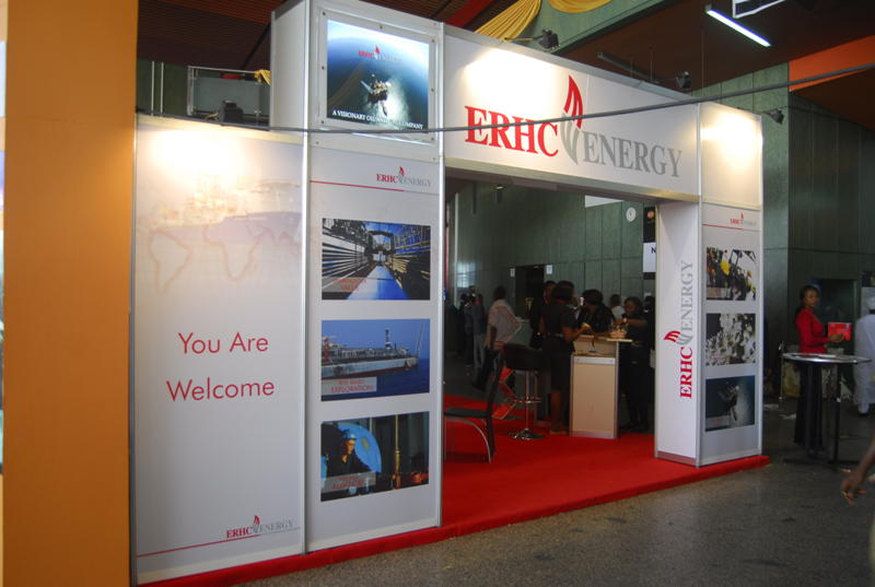 ERHC Energy Exhibition Booth 12