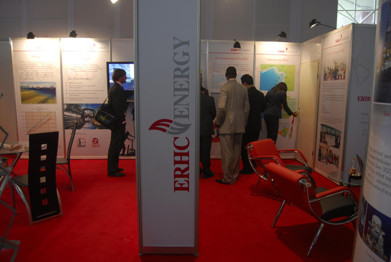 ERHC Energy Exhibition Booth 16