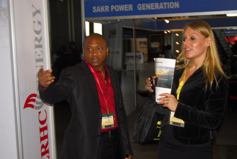 ERHC Energy Exhibition Booth 19