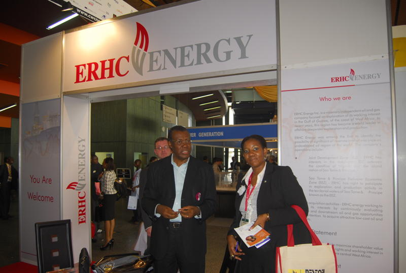 ERHC Energy Exhibition Booth 23
